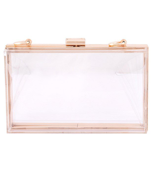 Youshine Purs75197 White Clutch