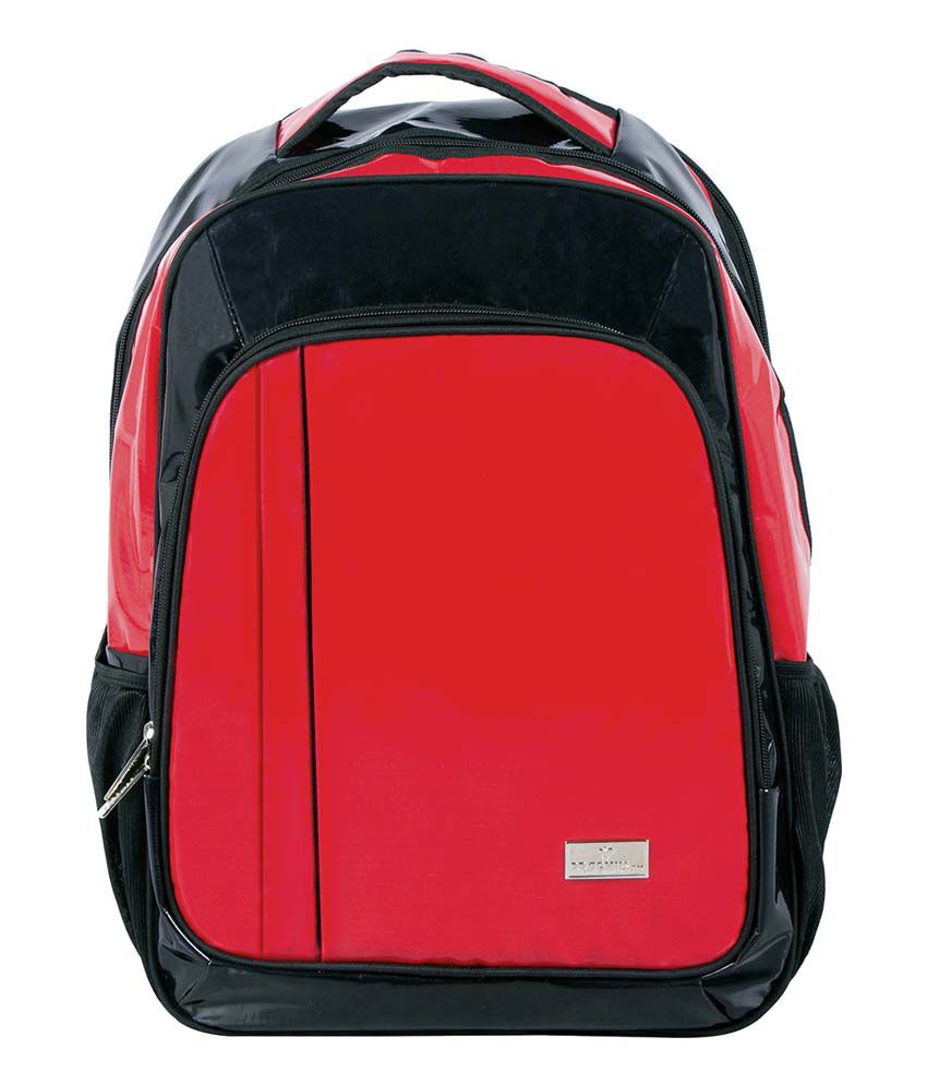 Pragmus Multicolour Laptop Carrying Case Cum Backpack 15.6 Inch