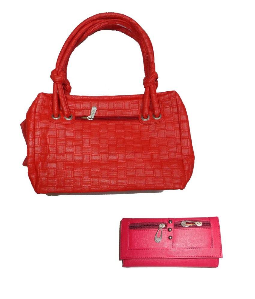 Hnh Non Leather Shoulder Bag With Wallet