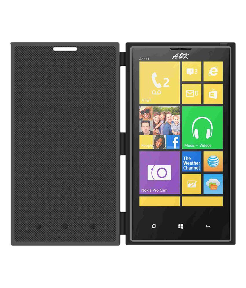 A&K A 1111 Black GSM Mobile Phone