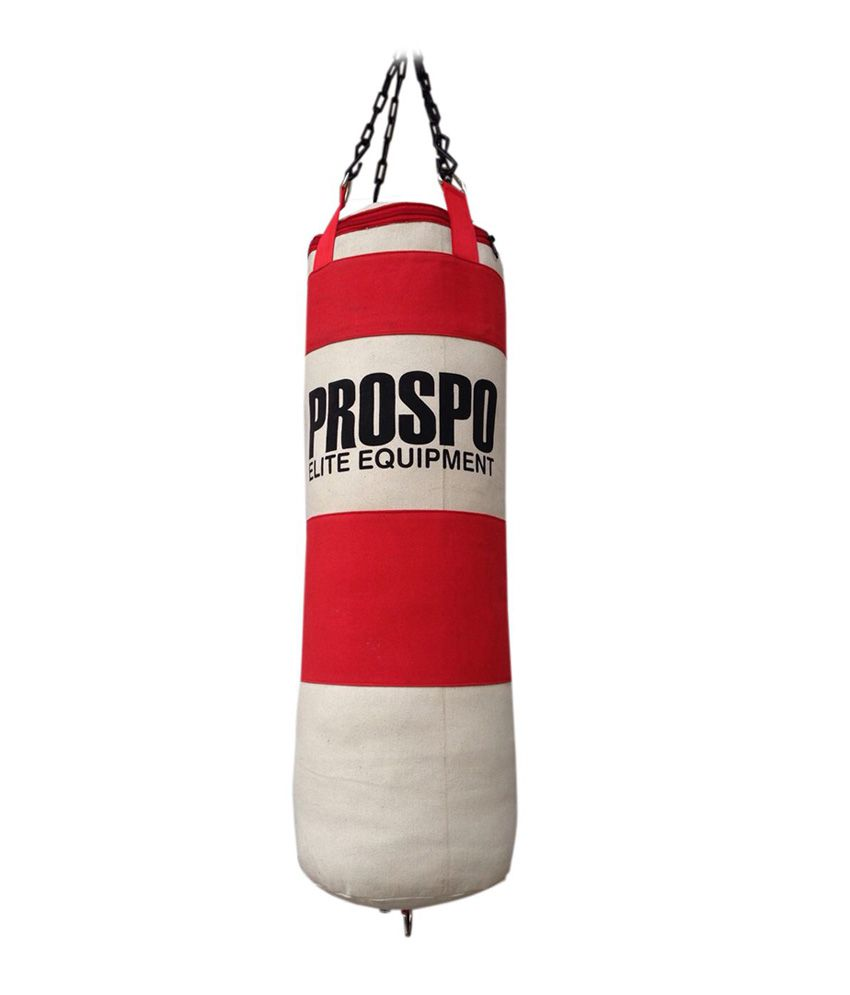 Prospo Unfilled Canvas Punching Bag