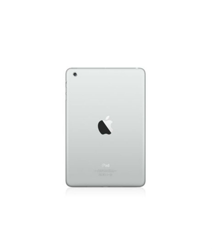 Apple iPad Mini (3G + Wifi, Silver) - Tablets Online at ...