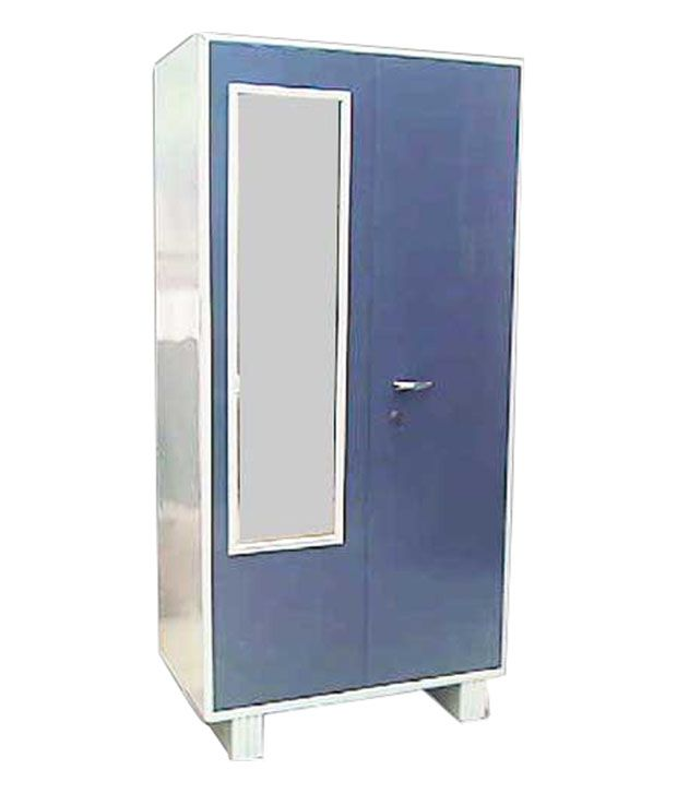 Kwality Furniture Blue Metal Steel Almirah Buy Online At Best Price In India On Snapdeal