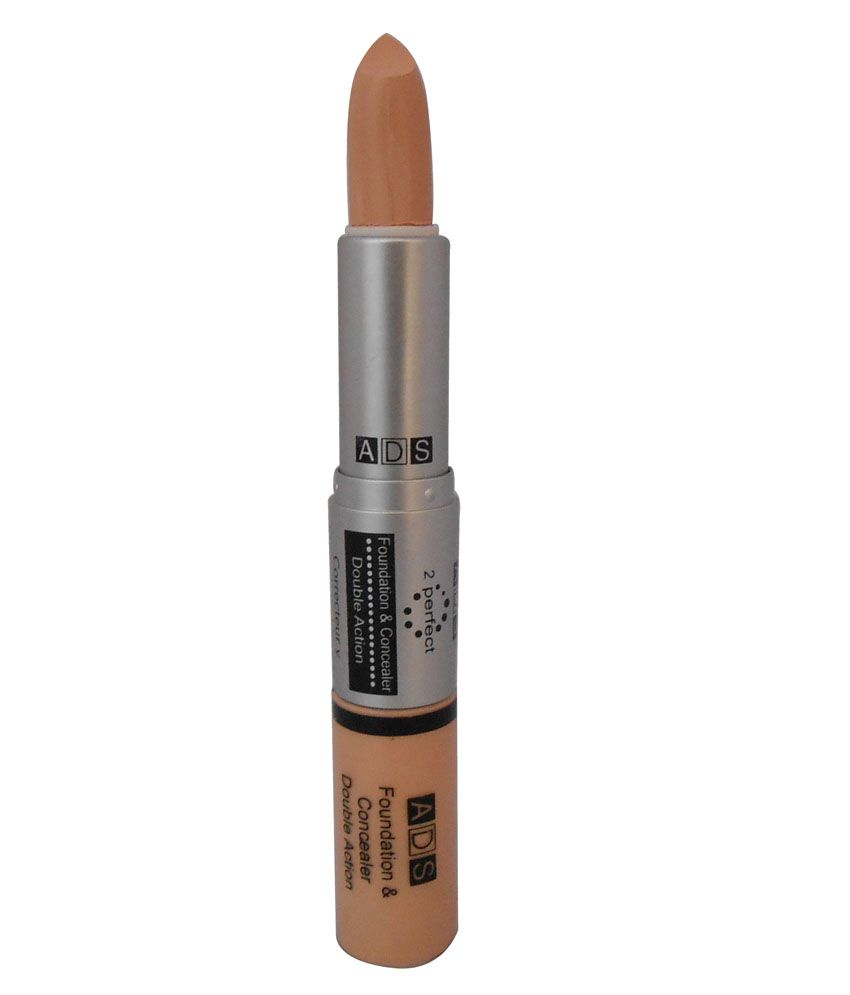 ADS Foundation and Concealer double action: Buy ADS Foundation and ...