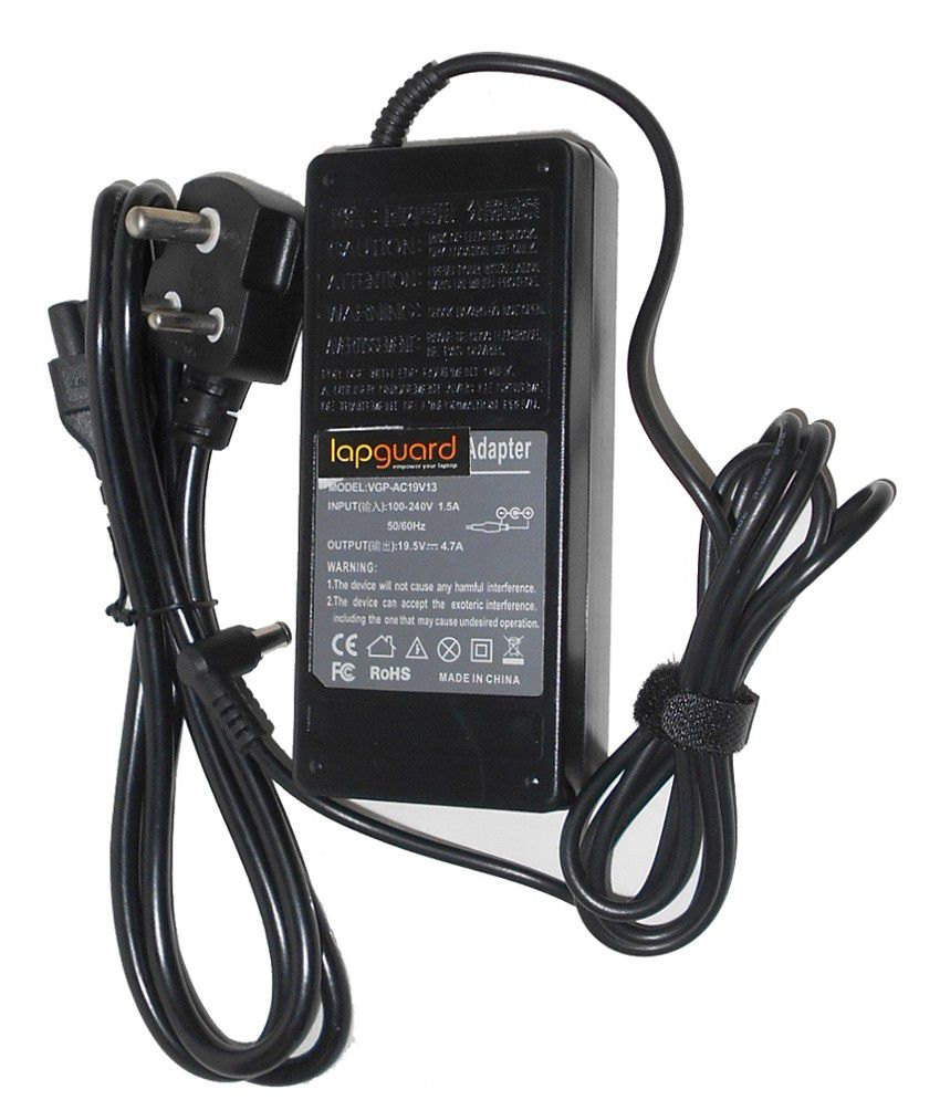 Lapguard Laptop Charger For Samsung Np-nf210-a01de Np-nf210-hz1de 19v 2.1a 40w Connector