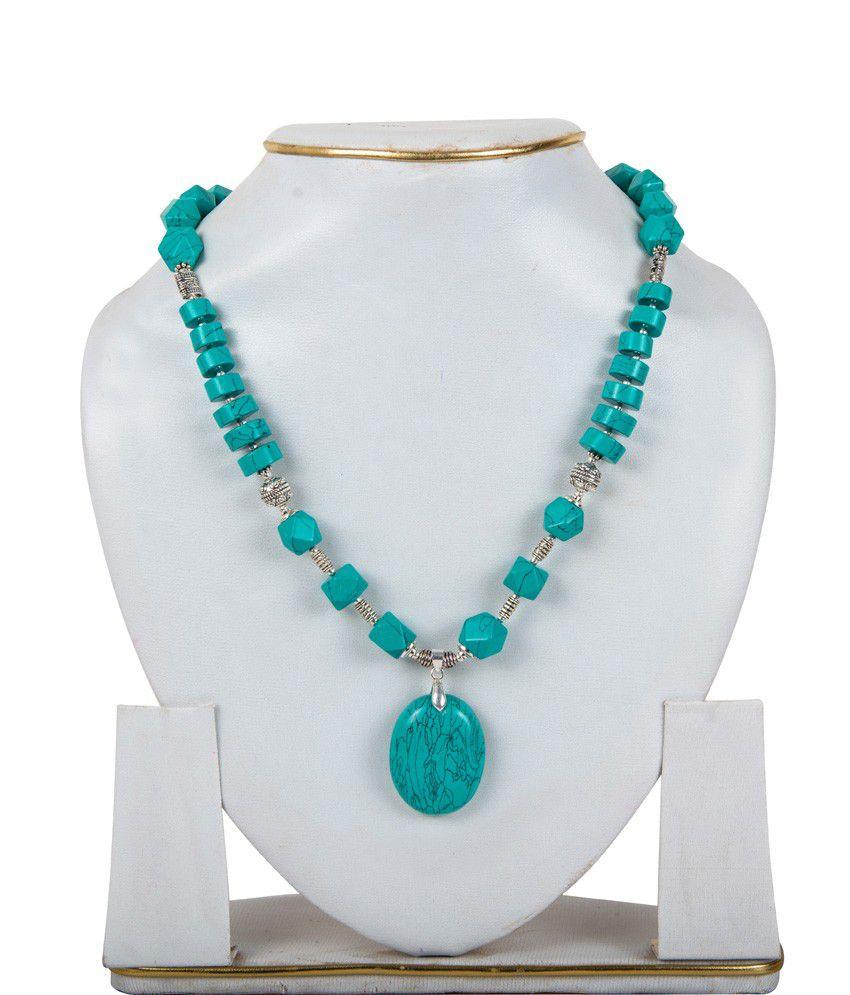 Taj Pearl Classy Fancy Necklace
