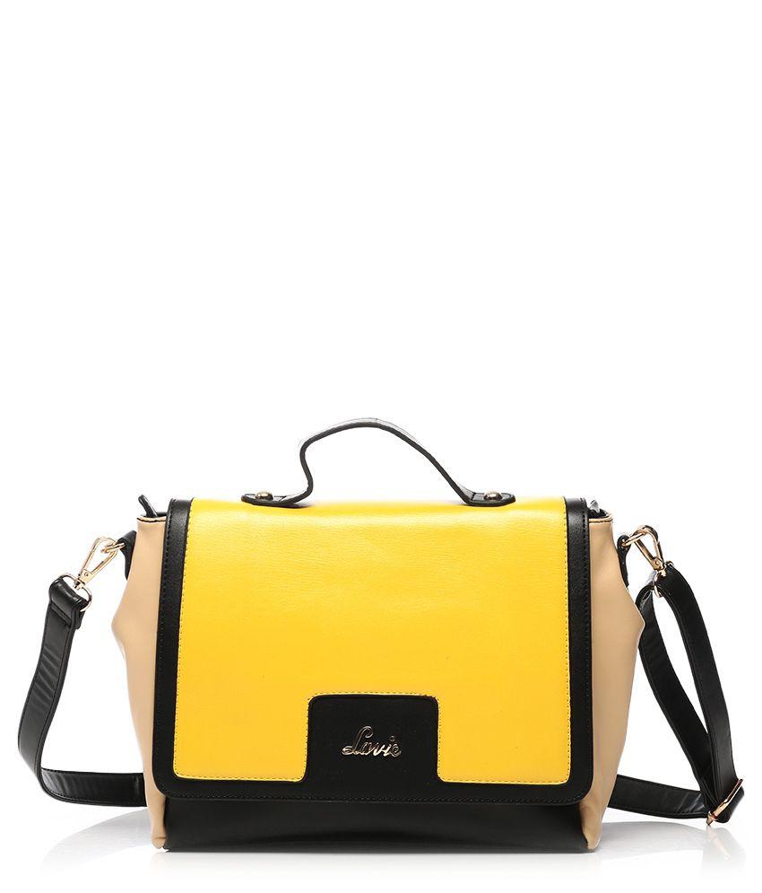 Yellow Satchel Handbags - Handbag For Your Fashion