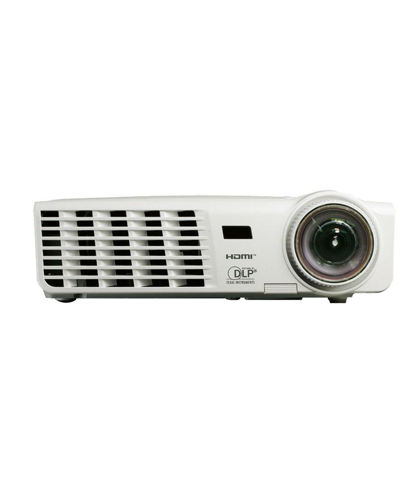 Buy vivitek d552 portable projector online at best price for Compare pocket projectors