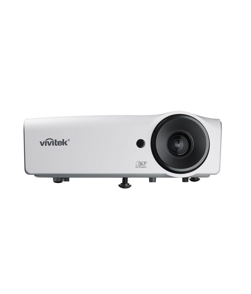 Buy vivitek d555 business portable projector 3 000 lumens for Best pocket projector for business