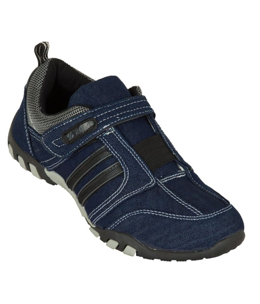 Zovi Navy Sport Shoes