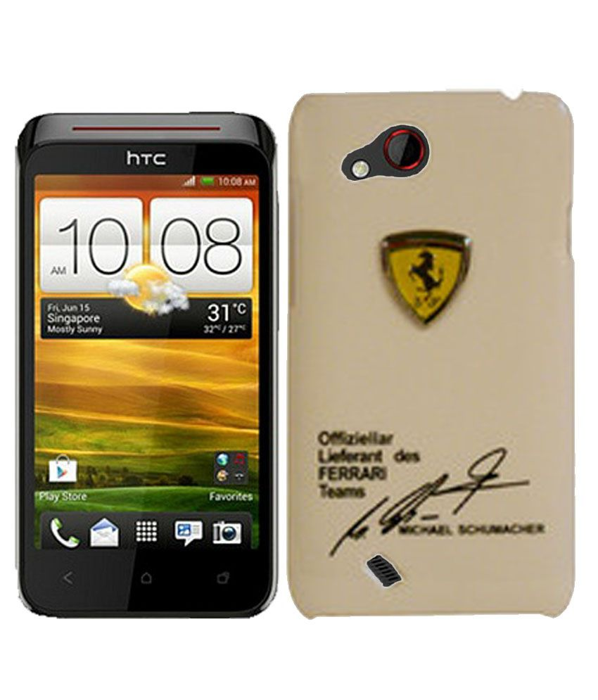 new products 58804 83f29 Fuson Premium Designer Hard Back Cover For Htc Desire Vc Xc T328d