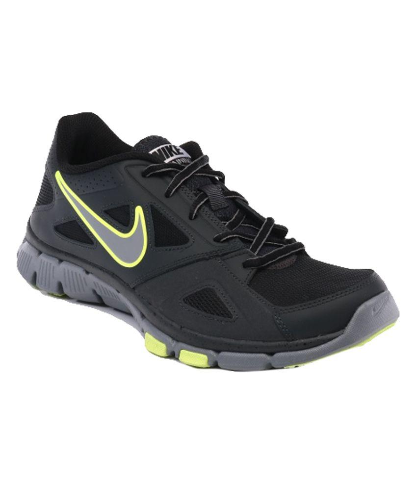 379185d43efd1 Nike Flex Supreme Tr2 Black Running Shoe - Buy Nike Flex Supreme Tr2 ...