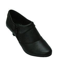 Hansx Black Women Boots