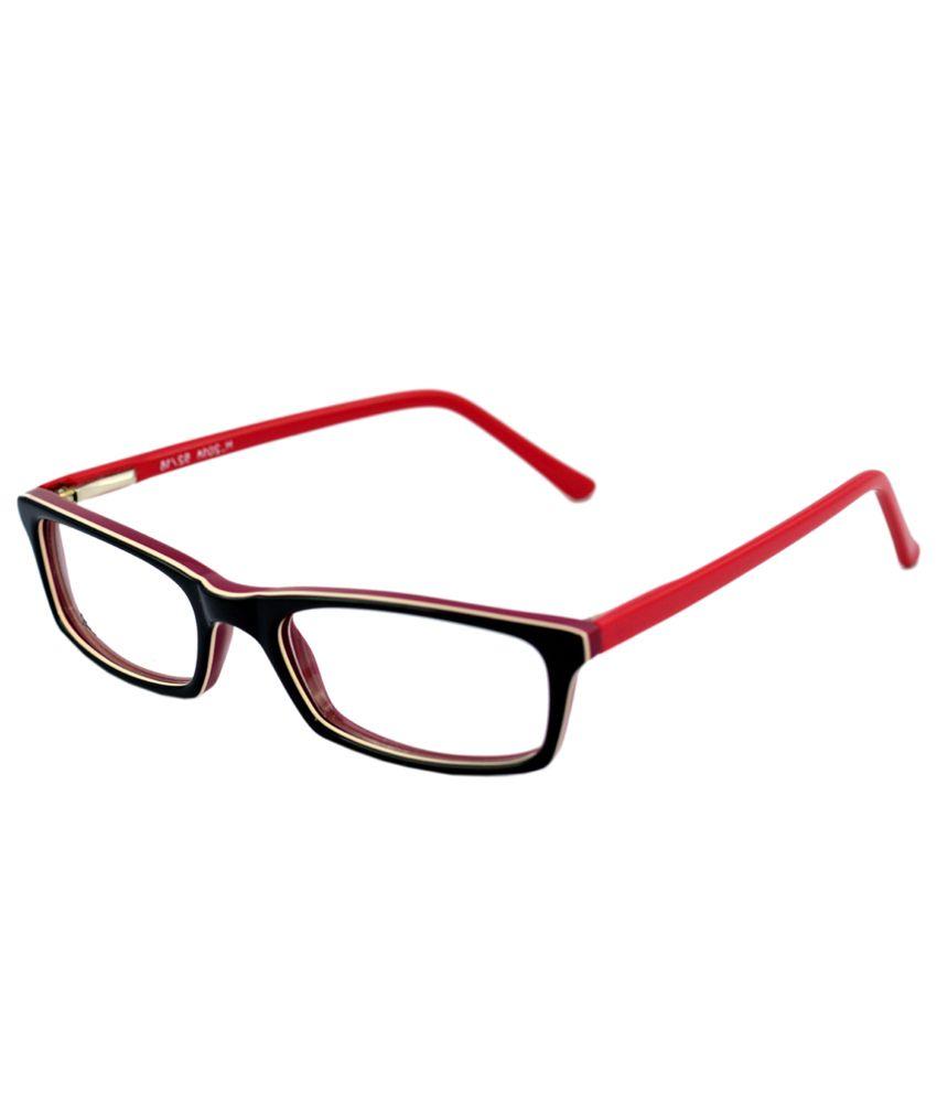 Buy Enetram Eyeglasses & Frames_ Black at Best Prices in ...