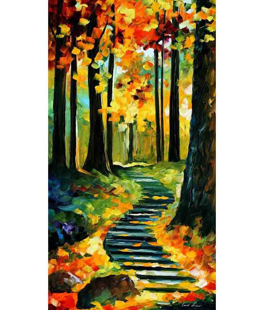 Home Decor Digitaly Printed Canvas Painting Buy Home