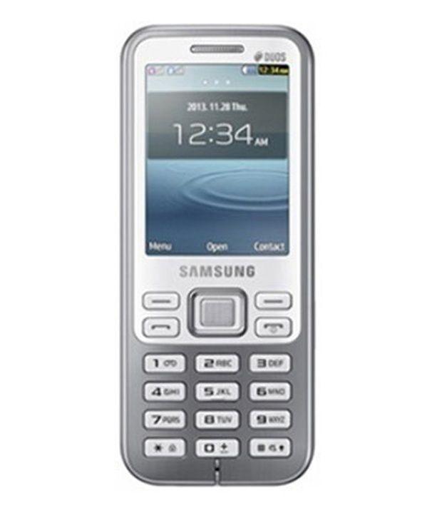 Samsung gt c3322 usb драйвер скачать