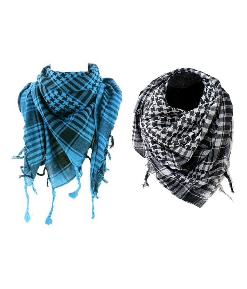 Anuze Fashions Multi Casual Scarves