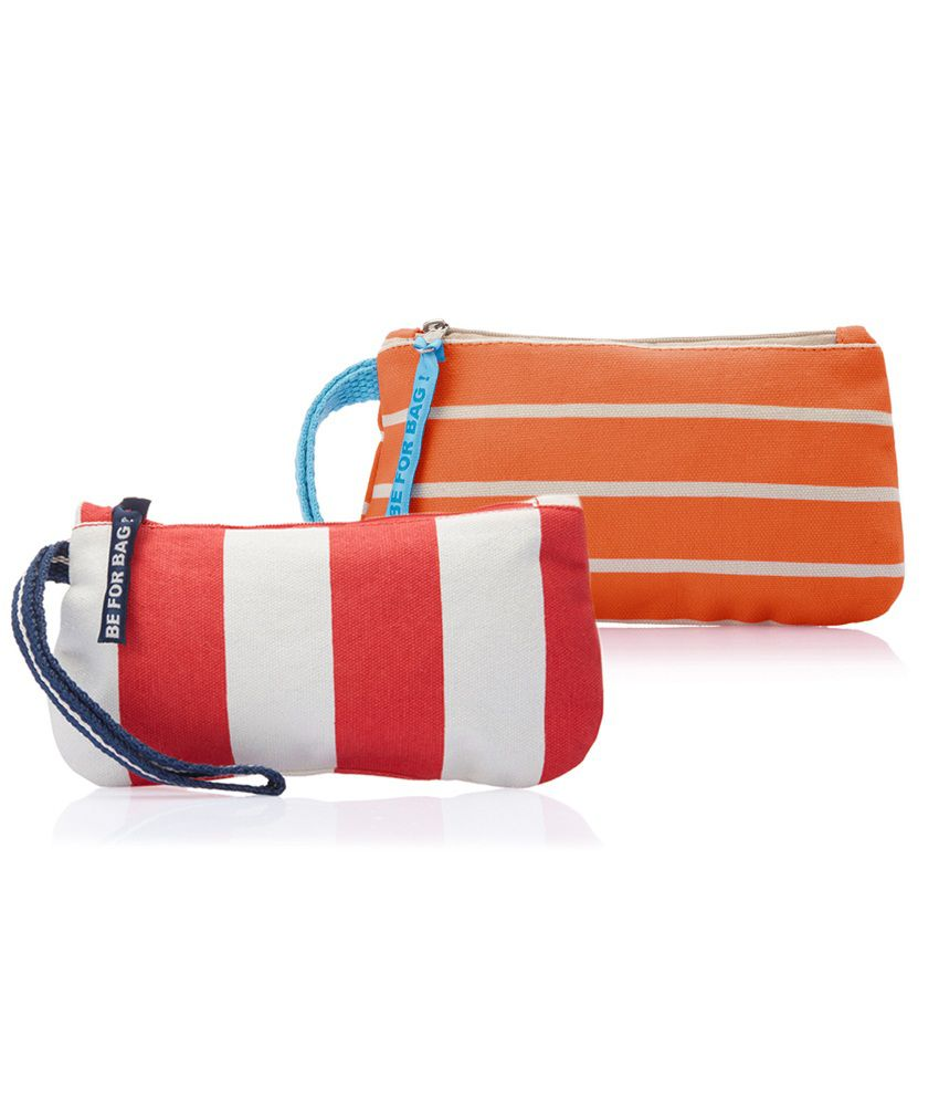 Be For Bag Felucca-nora Pack Of 2 Pouches