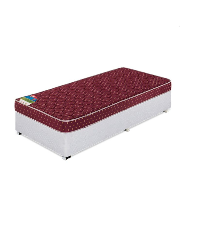 godrej king size duke coir mattress 78x72x5 inches buy godrej