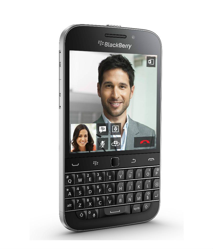 Blackberry others ( 16GB , 2 GB ) Black
