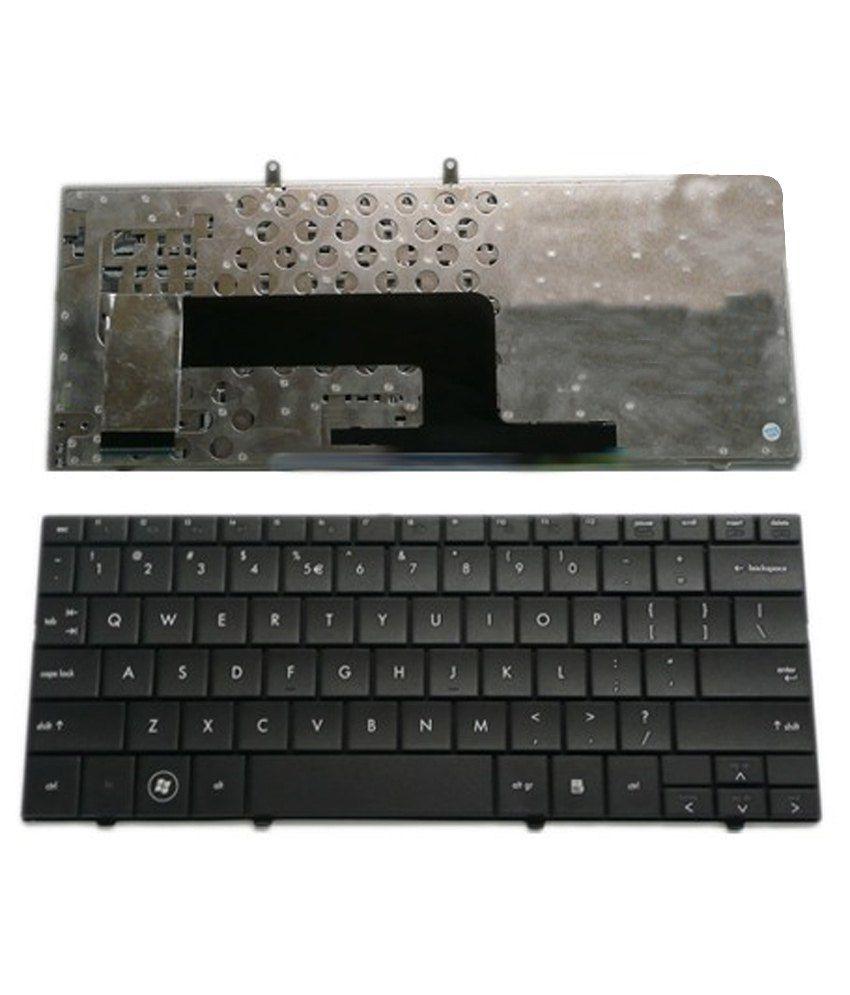 DGB hp mini 110 series 533549-001 537753-001 535689-001mp-08k33us6930 9j.n1b82.201 nsk-hb201 mp-08k33us-930 compatible laptop keyboard (black) Black Inbuilt Replacement Laptop Keyboard Keyboard