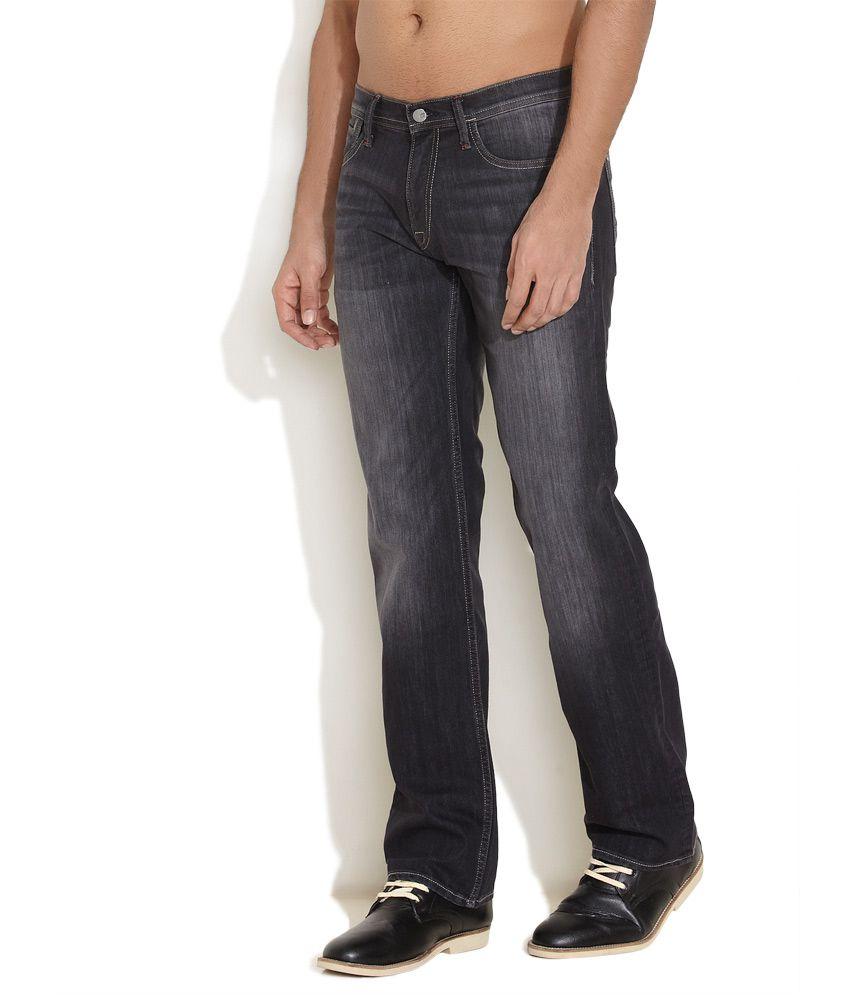 Lee Medium Blue Cool Max Kansas Jeans