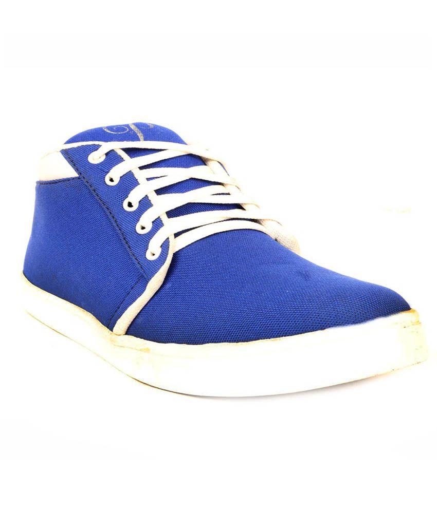 Per Te Solo Kago Blue Sneakers