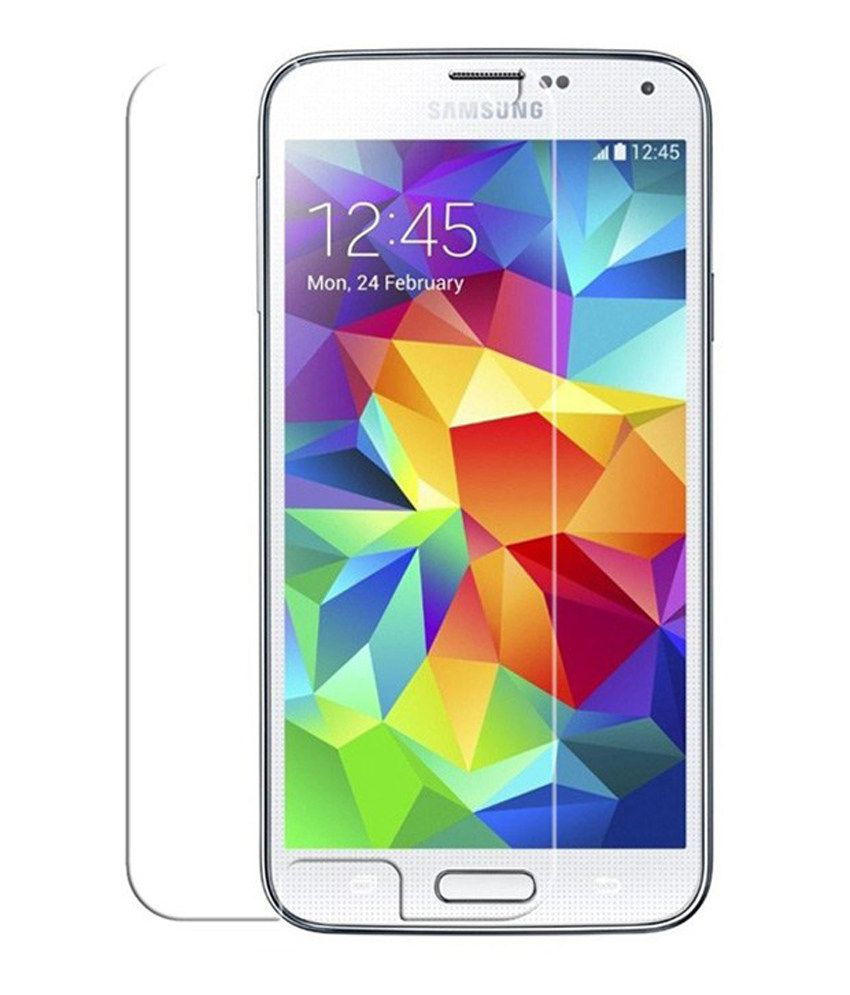 Samsung Galaxy S Duos Tempered Glass Screen Guard by GMC