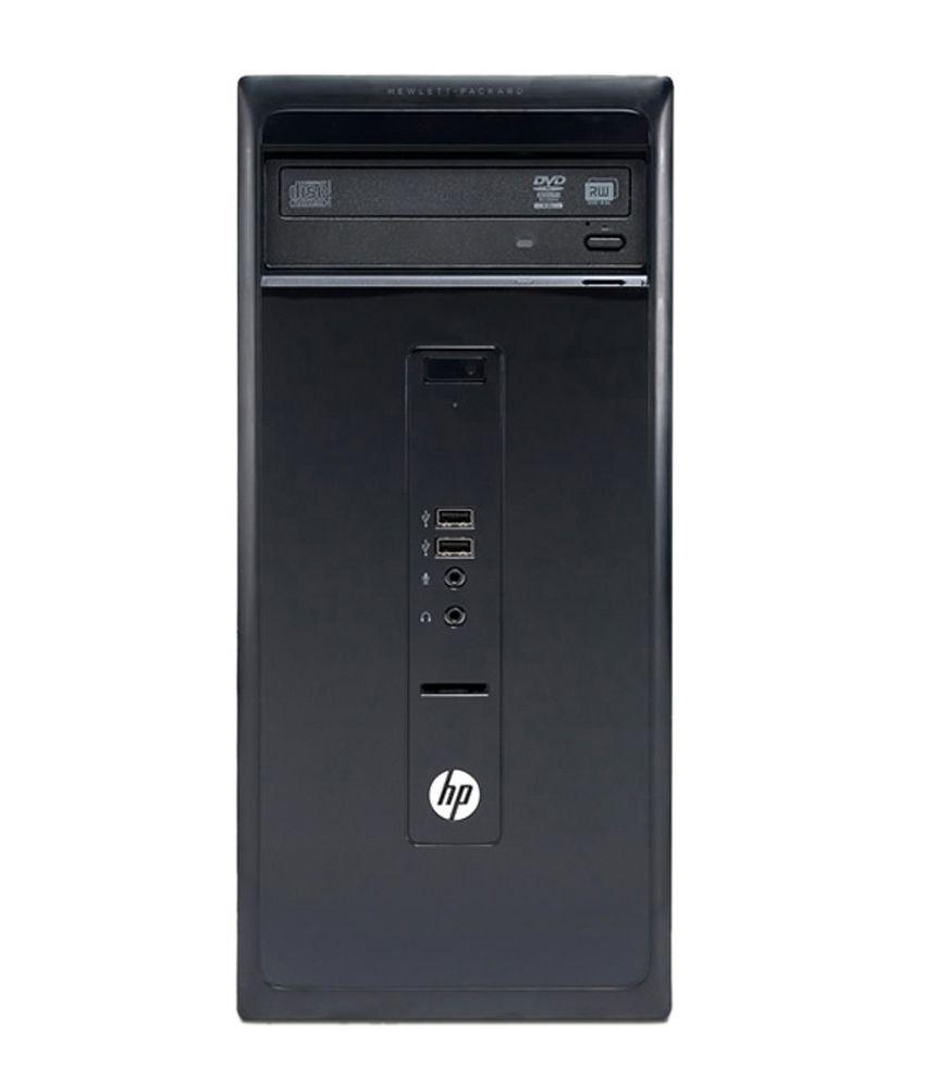 hp 120 013il desktop pc 4th gen intel core i5 4gb 500gb dos buy rh snapdeal com