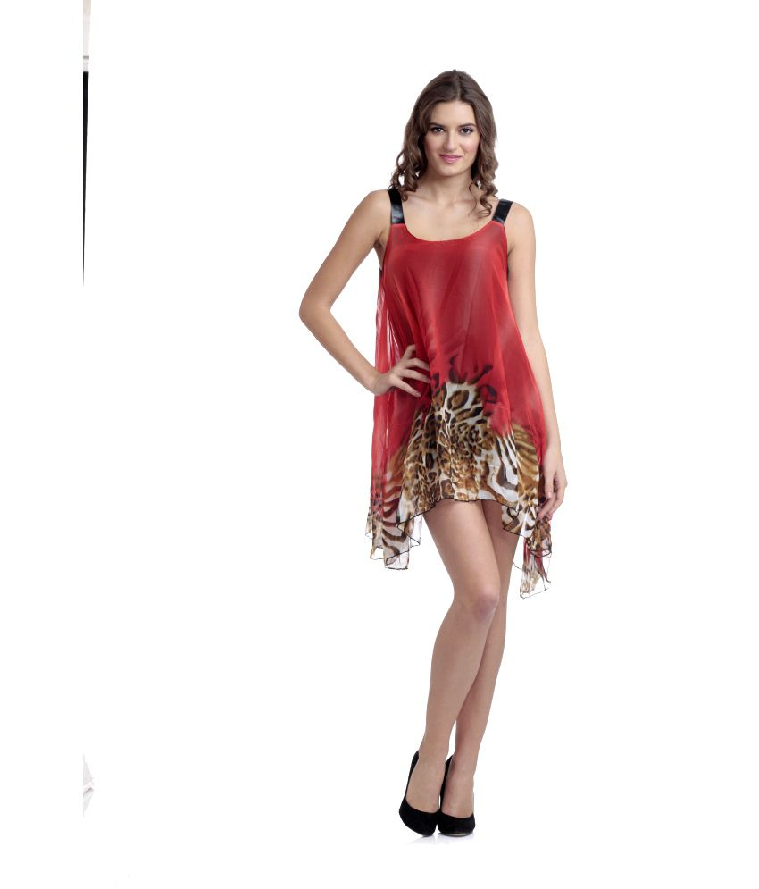 76a9319d4c1a Buy Heart2heart Ladies Short Dress Online at Best Prices in India - Snapdeal