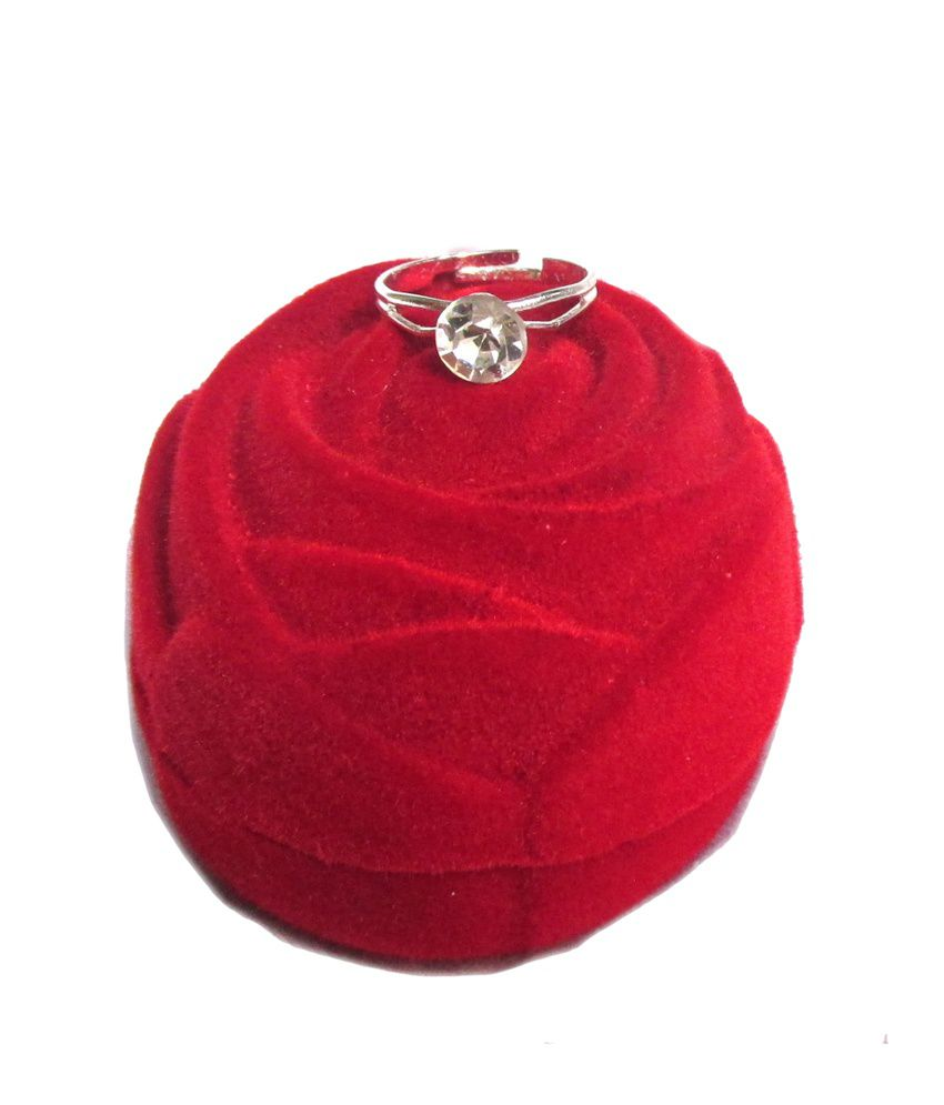 mable valentine collection women diamond ring with beautiful rose