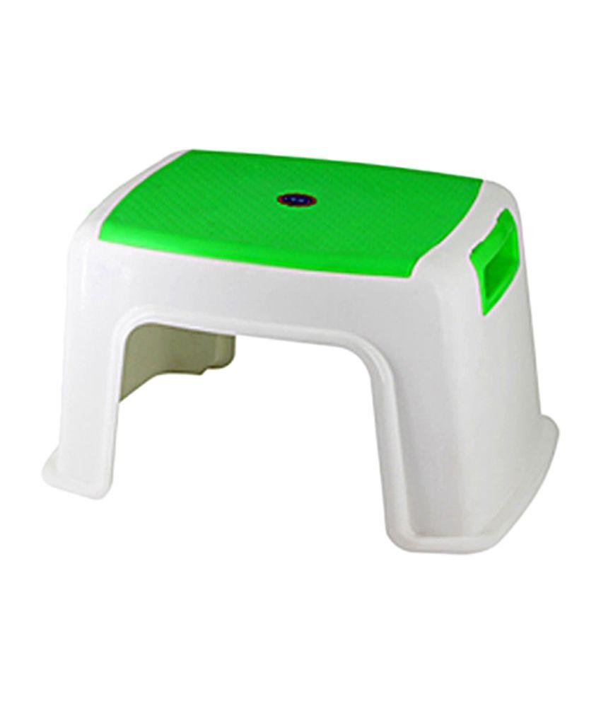 Cipla Plast Bathroom Plastic Stool - TOTO (Assorted Colors): Buy ...
