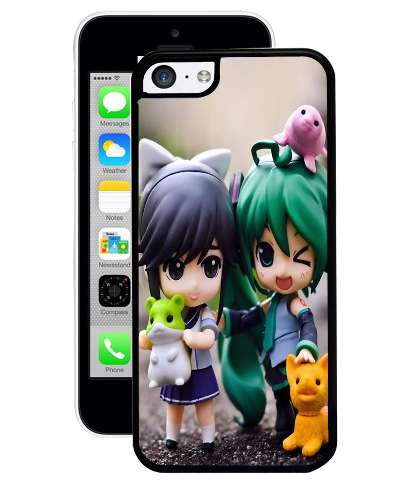 Apple Iphone 5c Printed Covers by Fuson