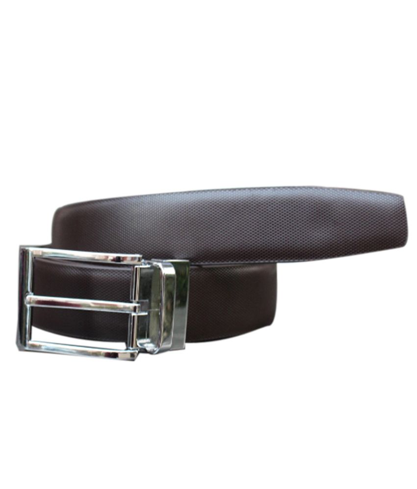 Winsome Deal Leather Brown Formal Belt