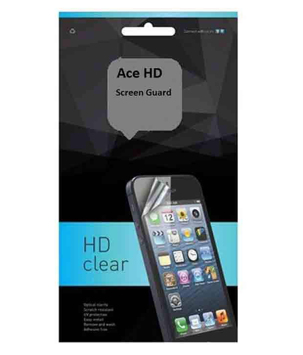 Ace Hd Screen Guard For Micromax A1 Android