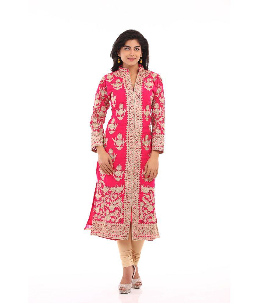 Chhabra 555 Readymade Kurti