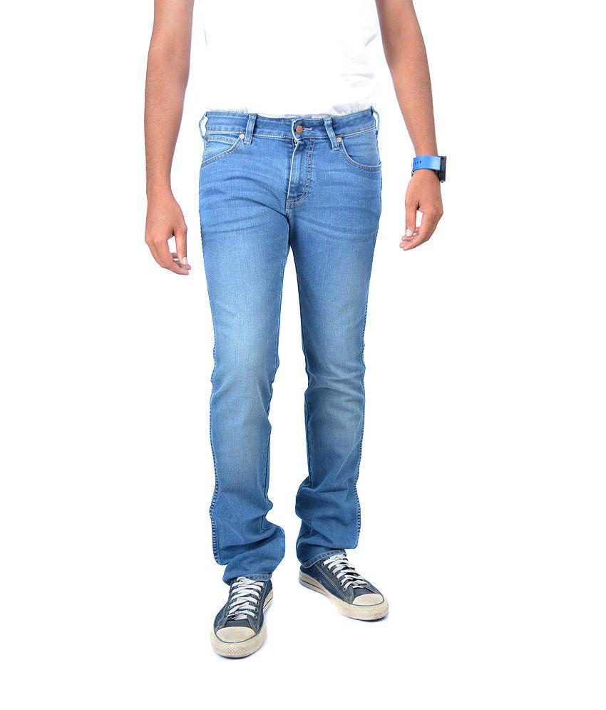 Wrangler Blue Jeans For Men