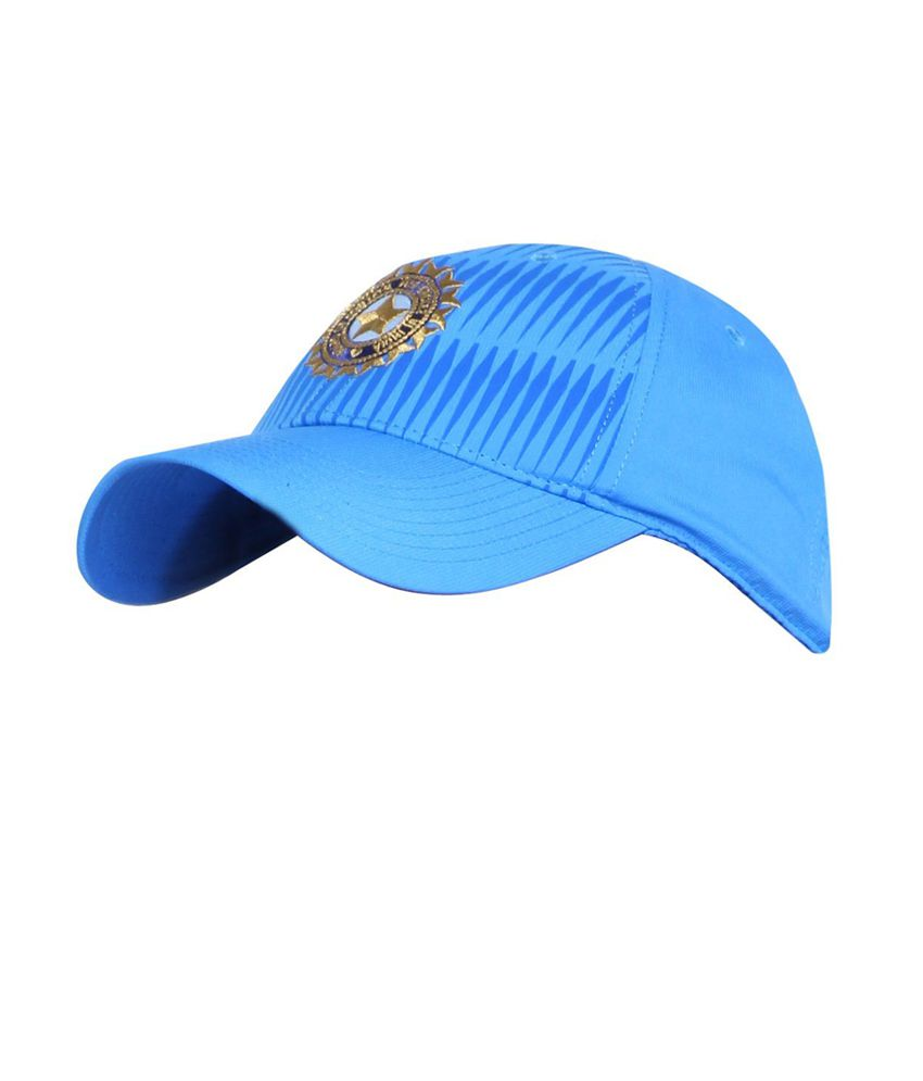 d920ef34beb Nike Blue Team India Cricket Cap 2015 For Men - Buy Online   Rs ...
