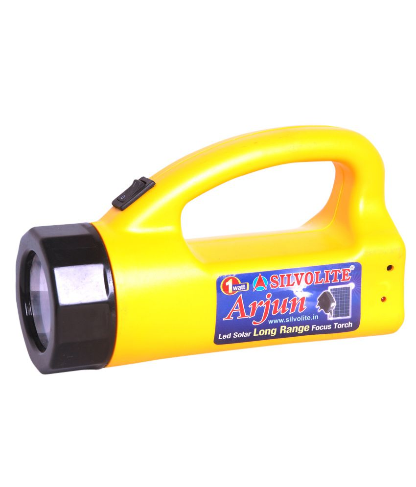 Silvolite Arjun Rechargeable Emergency Light
