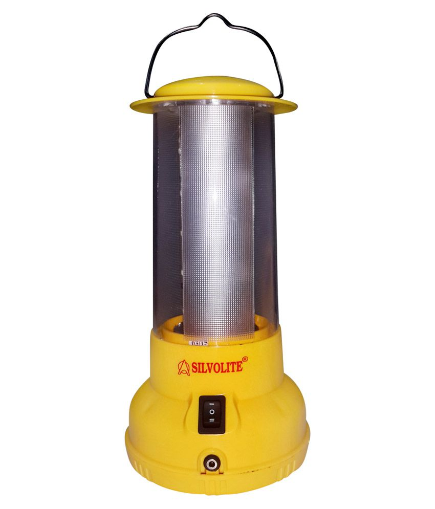 Silvolite Hero Lantern Emergency Light