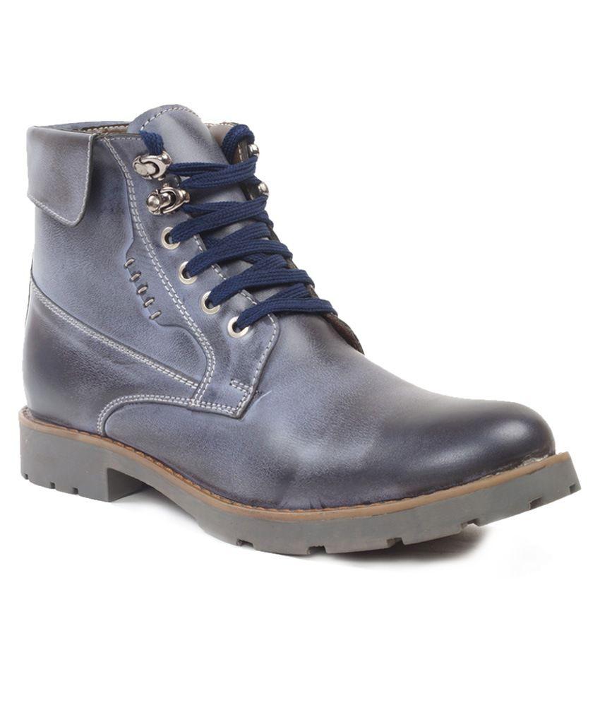 Bacca Bucci Blue Boots