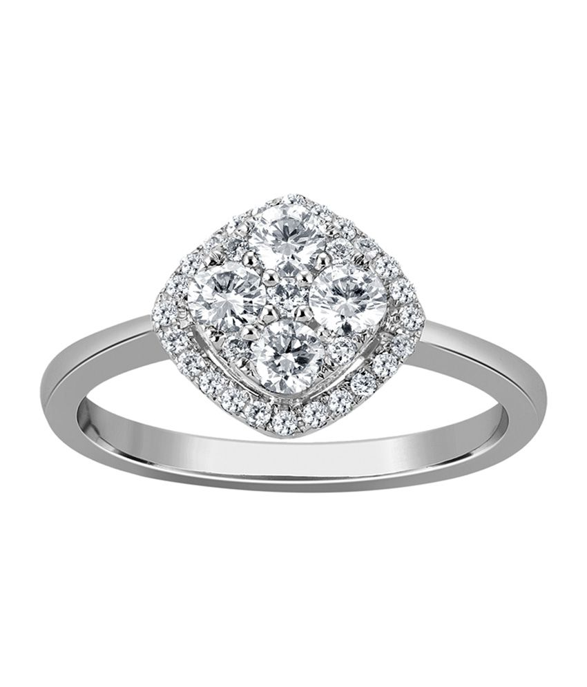 Kama Jewellery 18kt Gold Engagement Ring