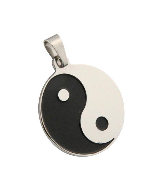 Anjalika yin yang pendant buy anjalika yin yang pendant at best anjalika yin yang pendant aloadofball Images