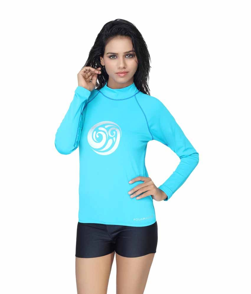 Aquamagica Women Rash Tee