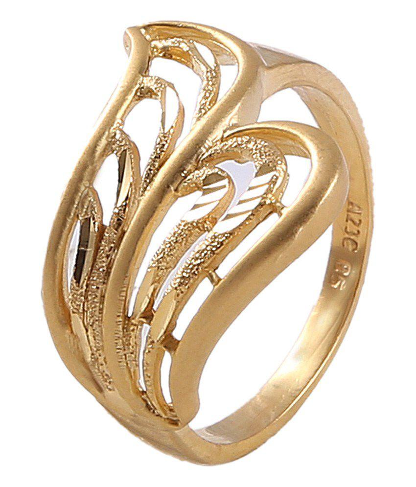 Jisha 22kt Gold Traditional Ring