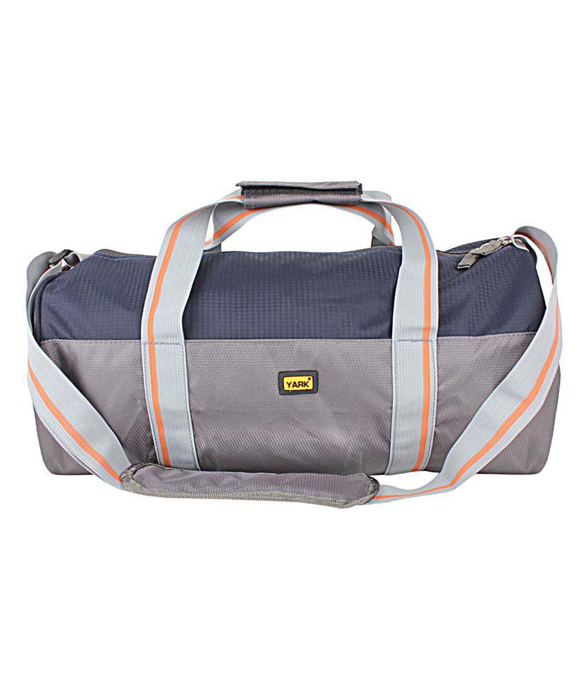 Yark Navy Blue gear Gym Bag