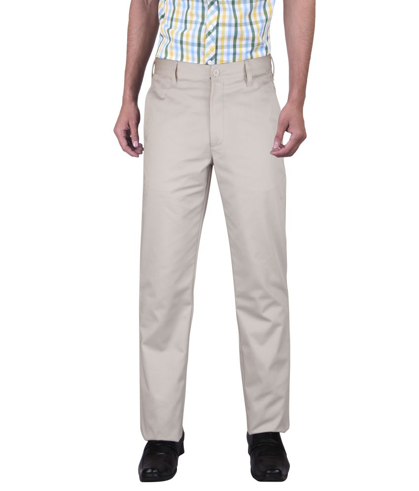 Newyorker Cotton Trouser For Men