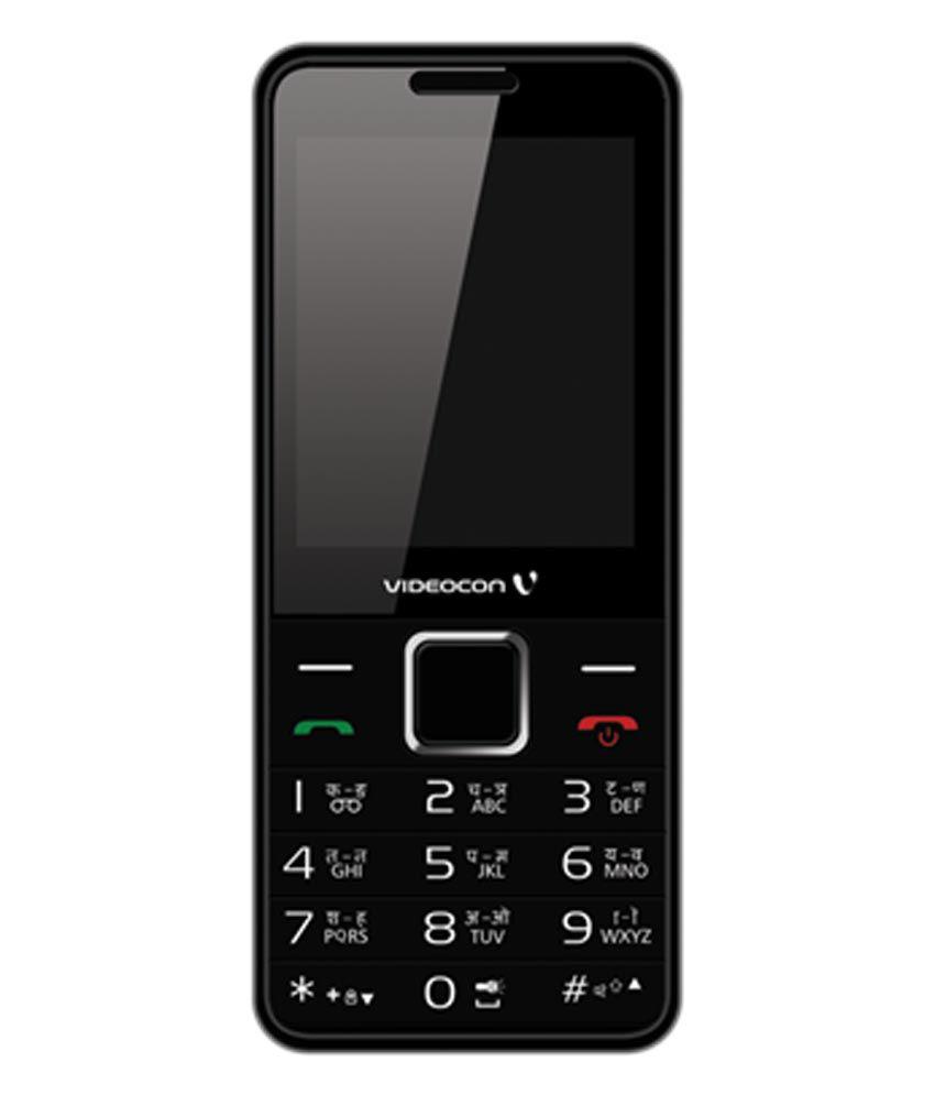 Videocon V1514 Black&red