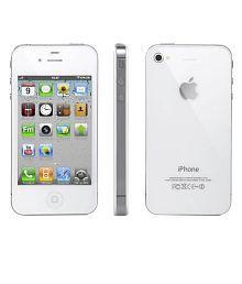 Apple Iphone 4s 32gb White Smartphone