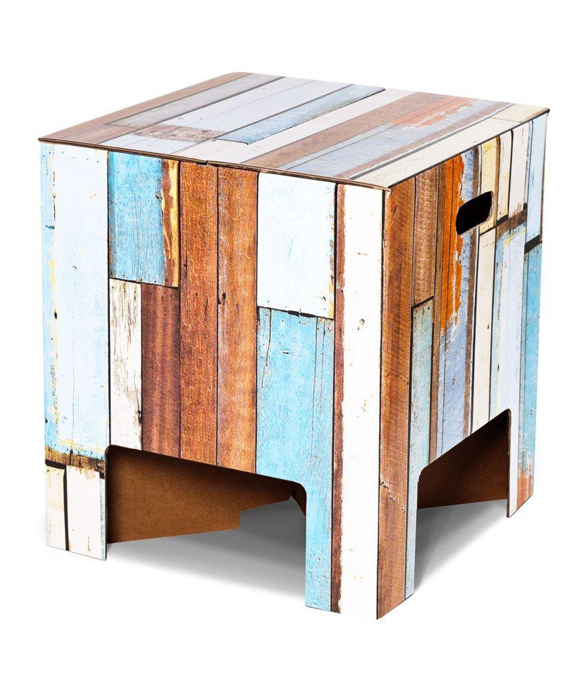 Dutch design something blue chair buy online at best for Dutch design chair karton